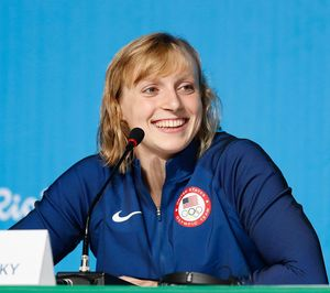 This Is What Olympic Swimmer Katie Ledecky's Diet Is Like