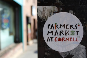 What to Eat If You've Never Been to the Farmer's Market at Cornell