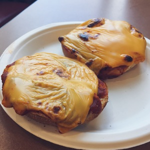 Pizza Bagels Will Change the Way You Hack Dining Halls Forever