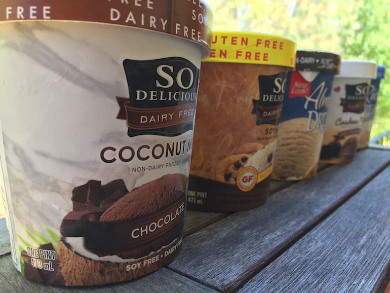 A Definitive Ranking of the Top 5 So Delicious Dairy Free Ice Creams
