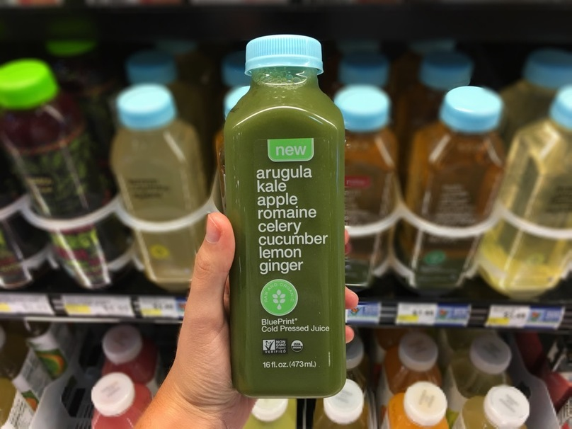 Which store bought green juices are actually good for you pin it emery sereno blueprint juices can be found at almost every whole foods malvernweather Gallery