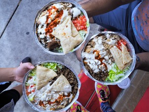 The Halal Guys Just Brought NYC's Favorite Street Food to DC, but That's Just the Beginning