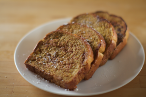 This Pumpkin Pie French Toast Makes It Okay to Have Dessert for Breakfast