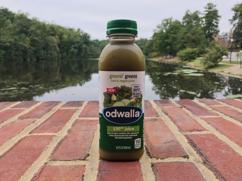 Which store bought green juices are actually good for you odwalla groovin greens juice malvernweather Gallery