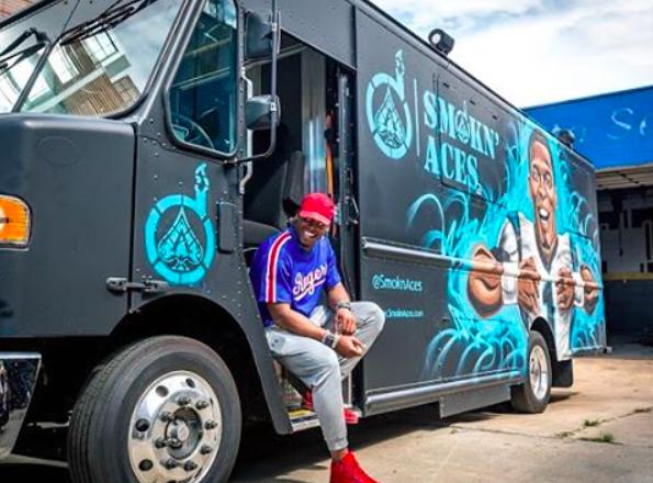 Smoknaces Food Truck