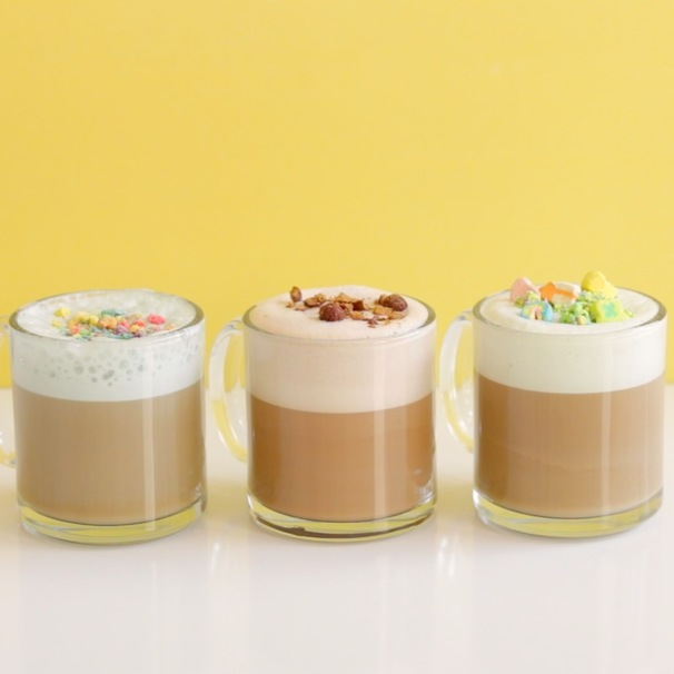 Cereal Milk Lattes To Upgrade Your Morning Coffee
