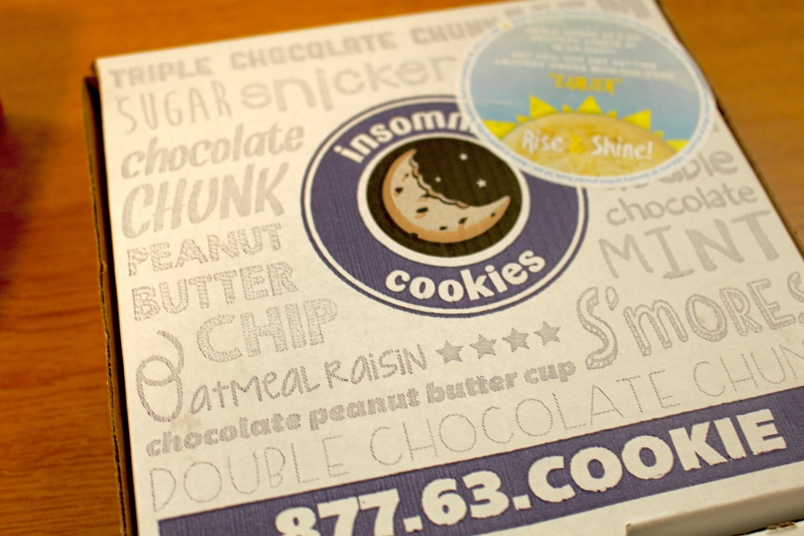 We Taste-Tested and Ranked Insomnia and Hotbox Cookies