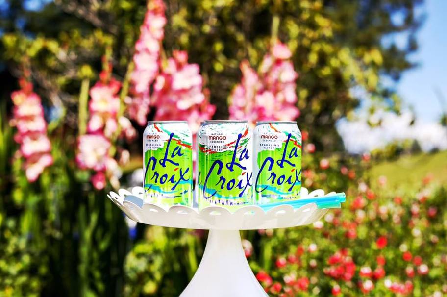 Photo courtesy of LaCroix Water on Facebook