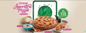 500 Domino's Pizza Stores in India Go Vegetarian During Navratri