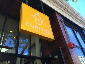 Evanston's Newbie Coffee Shop Cupitol Offers an International Twist