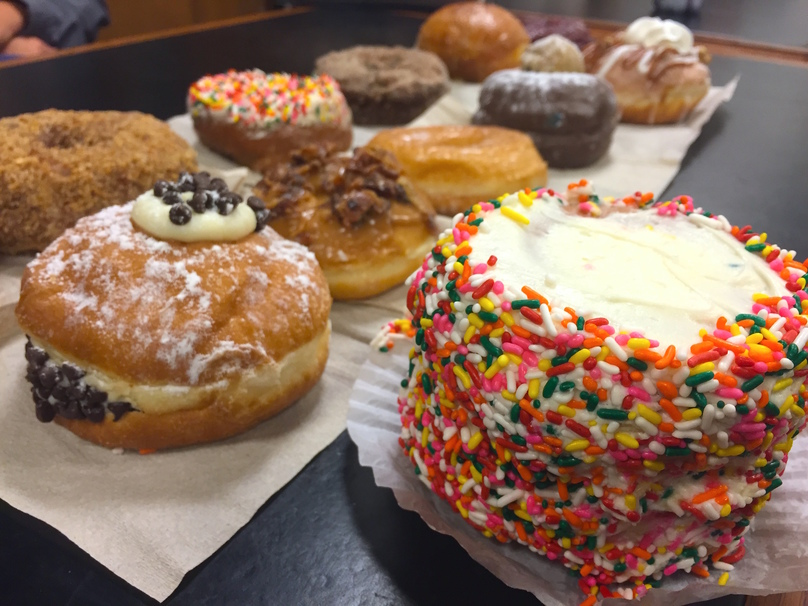 A Sneak Peek into New Haven's Newest Pastry Shop Donut Crazy