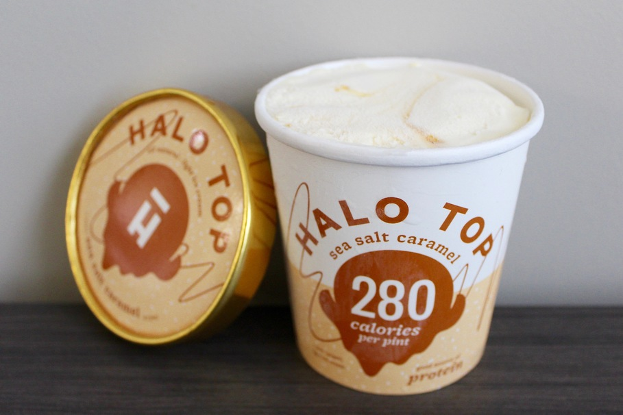 halo top cappuccino sweet