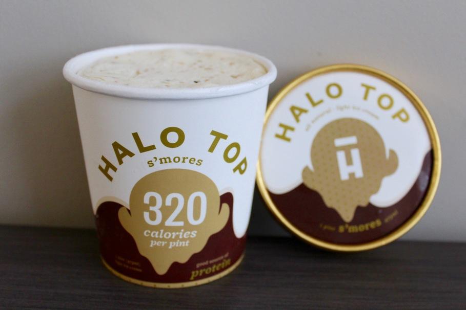 halo top chocolate cream
