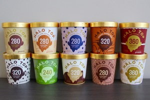We Taste-Tested and Ranked 10 New Flavors of Halo Top Before They Hit Supermarket Shelves