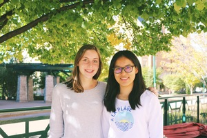 Two College Students Use Dim Sum to Test Their Cultural Perspectives