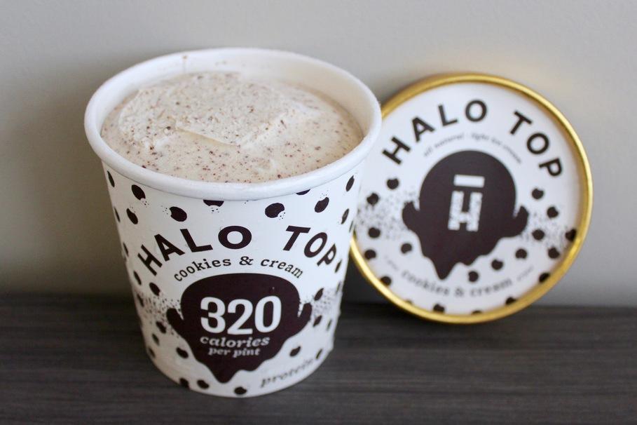 halo top cappuccino mocha