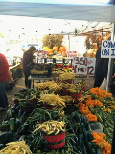 5 Things You Absolutely Can't Miss at the Ann Arbor Farmers Market