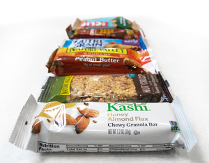 What Your Favorite Granola Bar Says About You