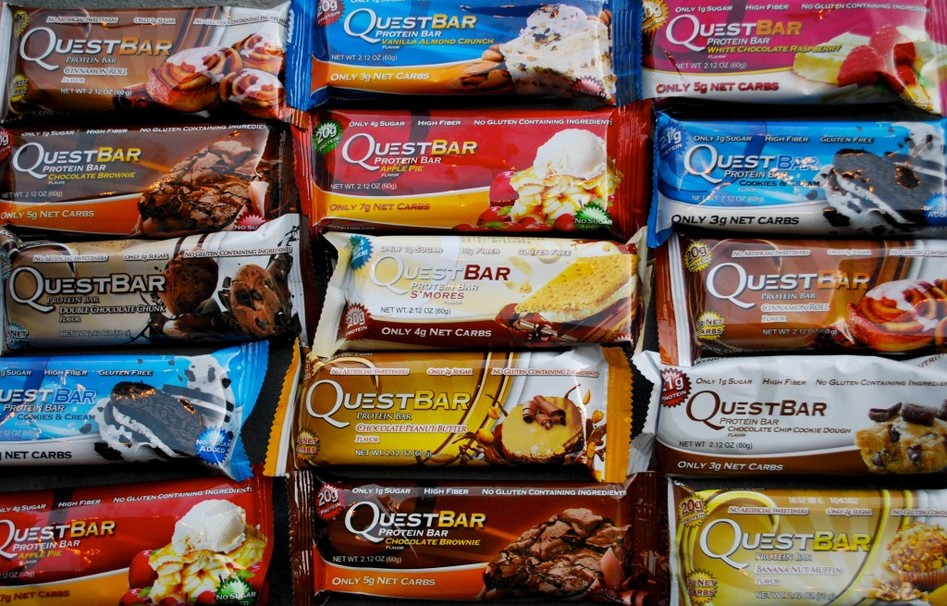 I Broke Down Fitjoy And Quest Bars By Nutrition To See Which Is Better