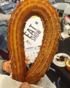 Everything I Ate at the LA EAT Show 2016