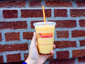 What's in the Unhealthy Smoothies at Every Major Fast Food Chain