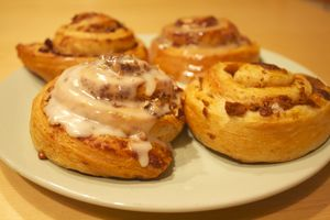 4 Fall Cinnamon Rolls You Can Make With Store-Bought Dough