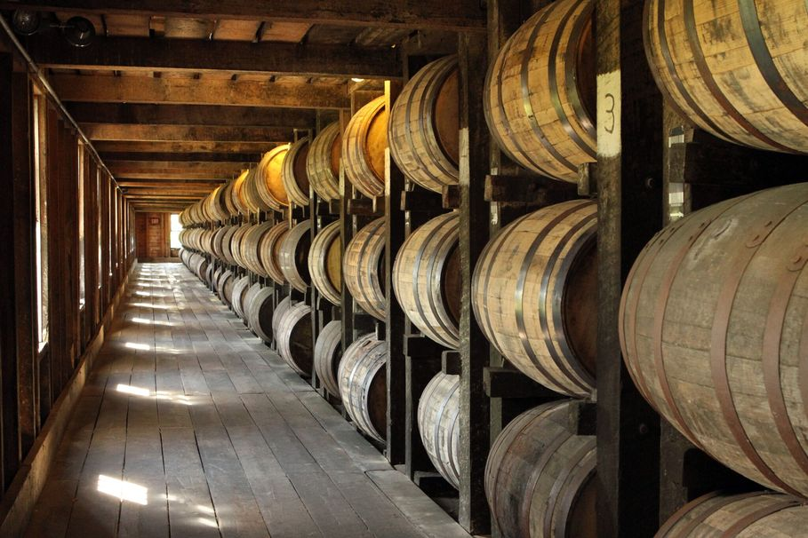 Photo courtesy of Kentucky Distillers' Association