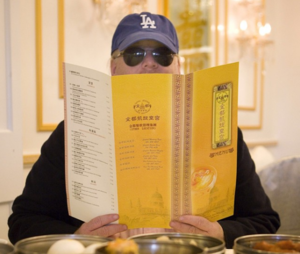 This LA Restaurant Critic Is Pretty Much the King of Food