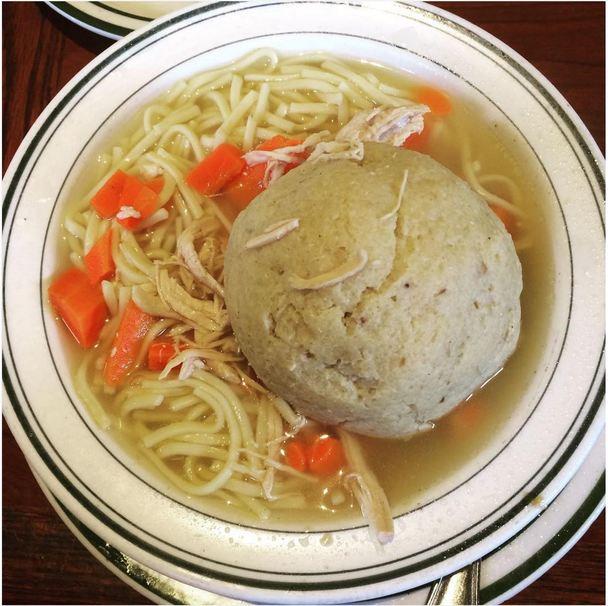 Matzo Ball Soup: A Magical Medicinal Liquid