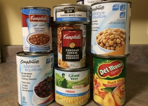 There Are Better Things to Donate to Food Banks Than Canned Food