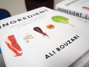 Cooking When You're Missing the Key Ingredient: Lessons from a Culinary Scientist