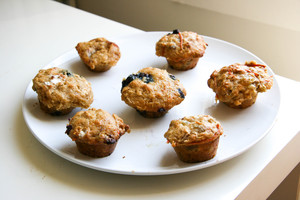6 Mini Oat Muffins to Be Made (and Eaten!) in One Hour