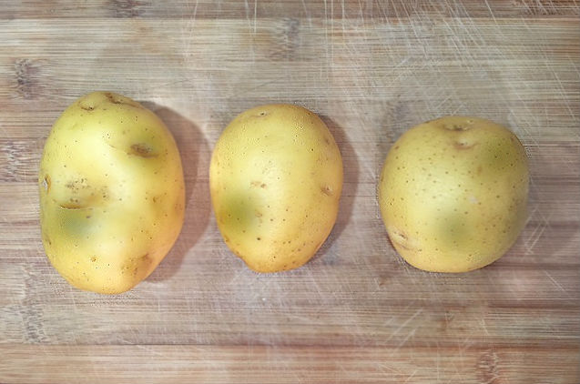 What Makes Potatoes Turn Green and Are They Safe to Eat?