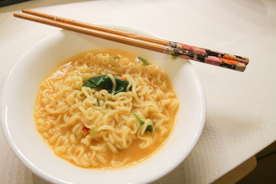My Heart-Wrenching Break Up with Instant Noodles