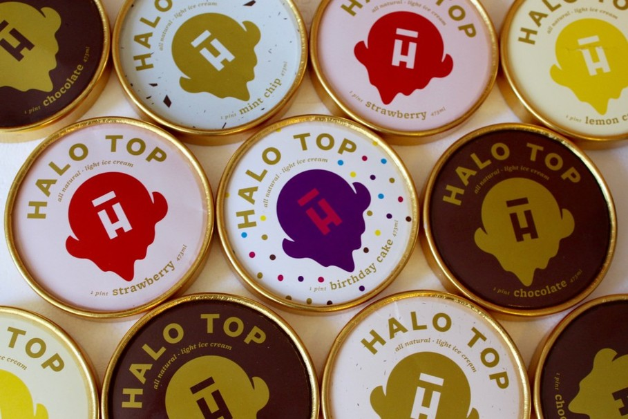The Best And Worst Halo Top Ice Cream Flavors