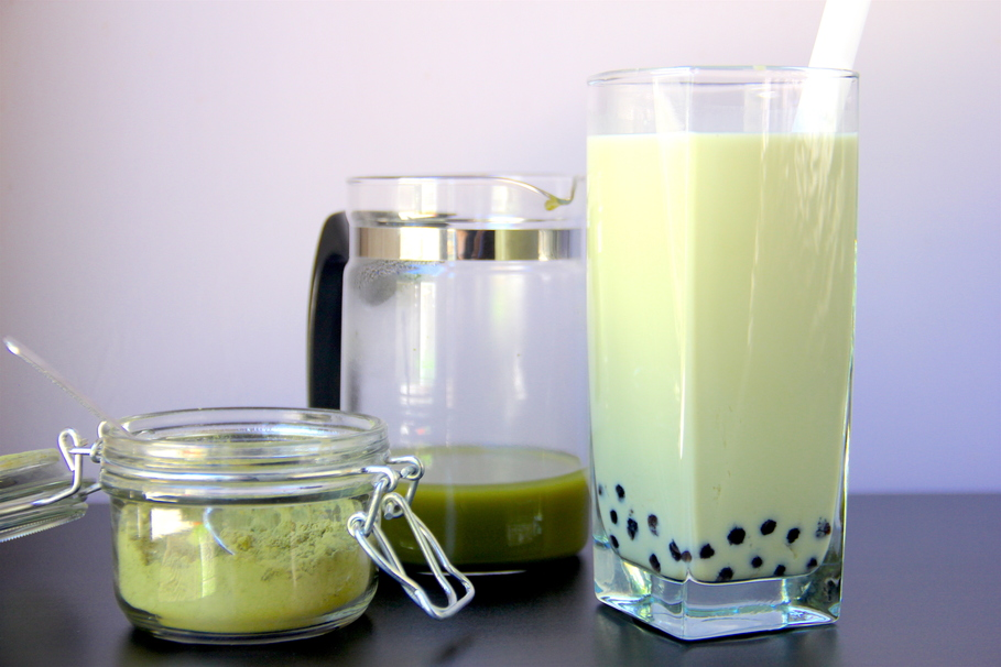 Image result for matcha milk tea