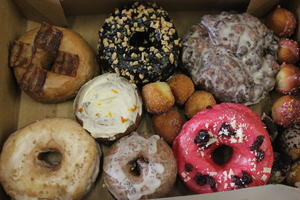 Where to Find The Best Gourmet Donuts in Fort Worth