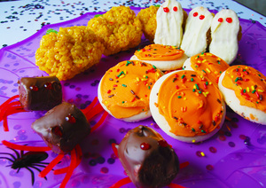 No Halloween Party Is Complete Without These 5 Spooky Treats