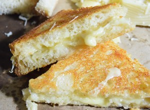 5 Tips for Making the Perfect Grilled Cheese Sandwich