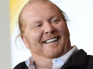 Mario Batali Cooked a Kickass Italian Meal for Obama's Last White House State Dinner