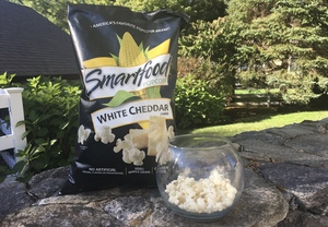 What 100 Calories of Popcorn Really Looks Like