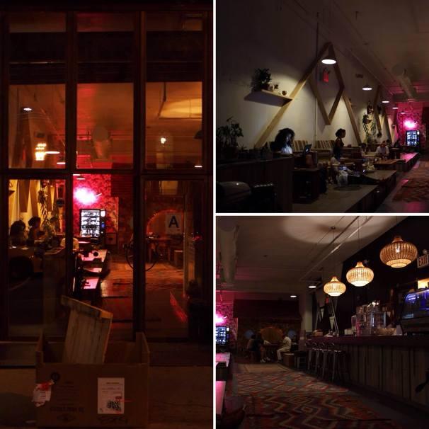 Cafe Near Nyu