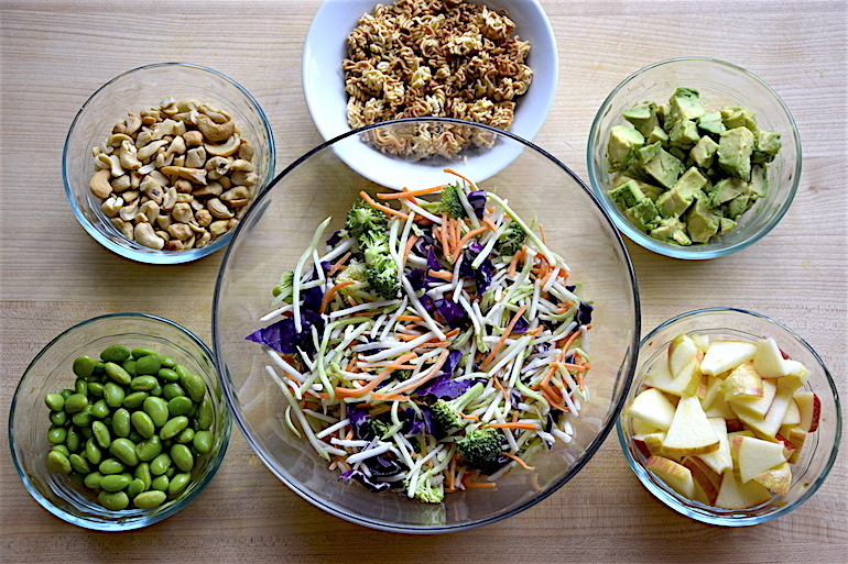 Creating Salads that Won't Leave you Hungry
