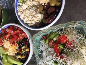 No Dressing is Necessary for These 5-Minute Salads