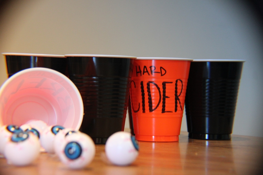 7 Perfect Halloween Themed Drinking Games