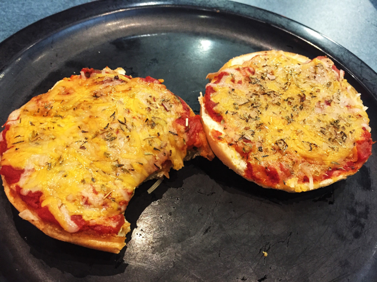 pizza, cheese