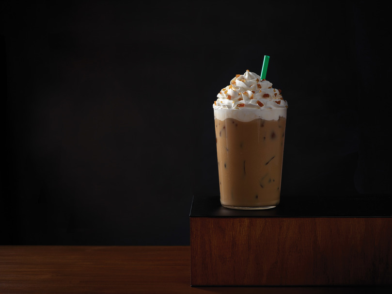 Starbucks Offers Holiday Drinks Under 150 Calories