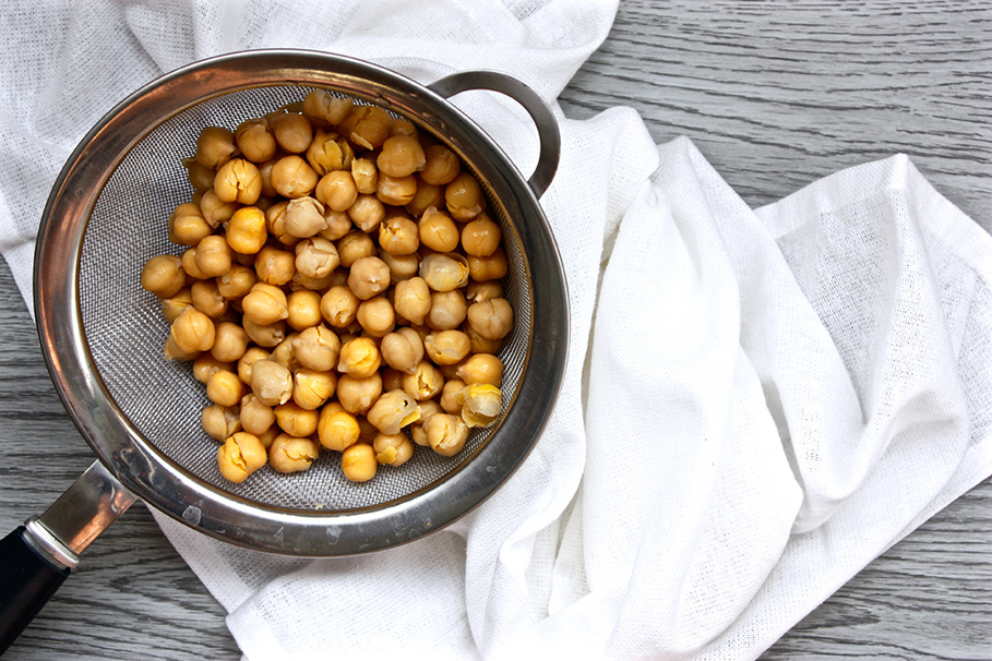 God bless the chickpea