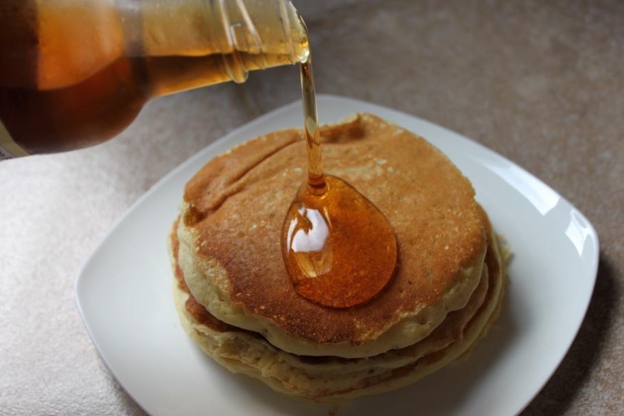 How to make vegan pancakes using aunt jemimas mix ccuart Images