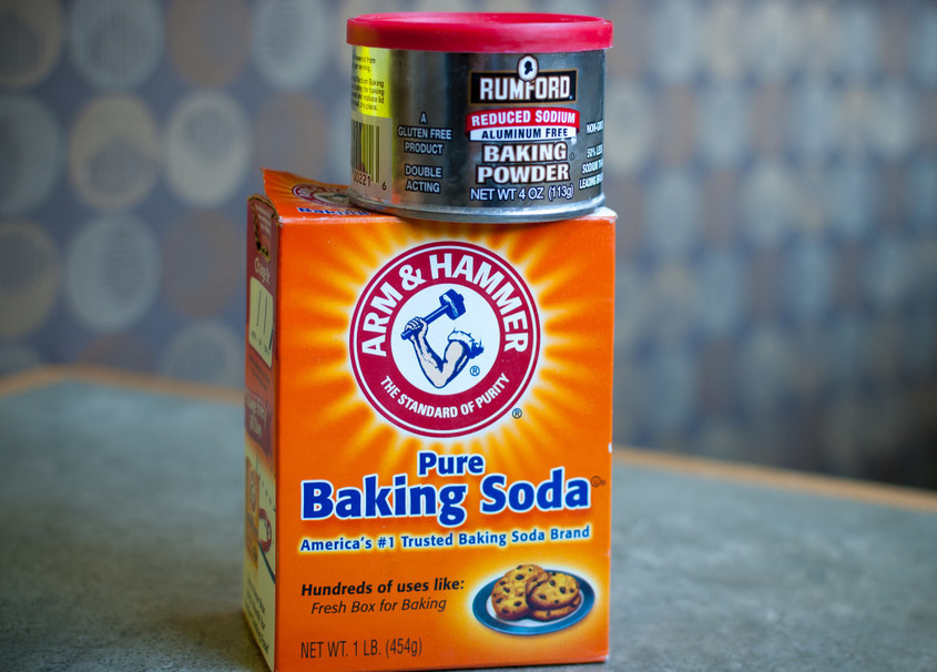 The Difference Between Baking Powder vs Baking Soda